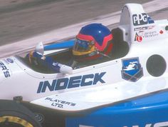 Jacques Villeneuve Long Beach 1994