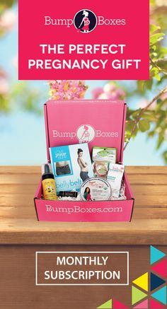 Subscribe to a healthy, fabulous pregnancy today with Bump Boxes! ➜Use YOUROCK at checkout for 30% off your 1st box. Ends 4/30/2016! #BumpBoxes