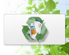 Concentrated refills use less packaging, decrease shipping impacts and reduce waste.