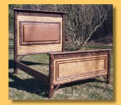 Rustic+furniture   YesterDays Furniture truly enjoys handcrafting custom rustic hickory ...