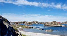 Gråskärs badplats i Skärhamn på Tjörn. Foto: Alice Alvinstedt