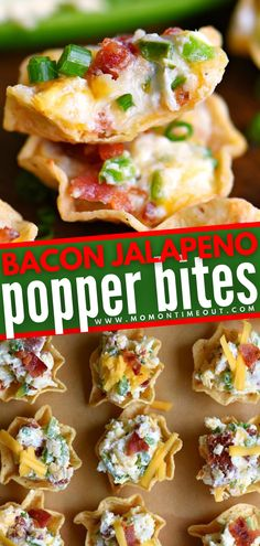 Experience entertaining at it's best with the ULTIMATE appetizer! No one needs to know how quick and easy it is to make these Bacon Jalapeño Popper Bites. Creamy, cheesy, spicy – this food idea is sure to be the hit of your next party! Try this recipe on game day! Jalapeno Popper Bites Recipe, Bacon Jalapeno Poppers, Stuffed Jalapenos With Bacon, Stuffed Peppers, Bacon Dip, Appetizers For Party, Appetizer Recipes, Ranch Dressing Recipe, Game Day Food
