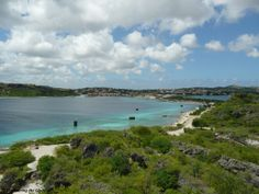 View from Fort Beekenburg, Curacao. Read my travel report with tips for sightseeing and excursions at www.discoveringtheglobe.com/destinations/america/good-life-dutch-caribbean/