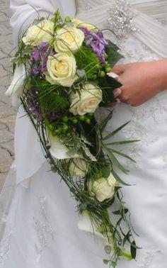 Brautstrauss Lang Hochzeit Pinterest Hochzeit