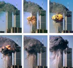 HIer zie je in 6 foto's hoe de aanslag gebeurde