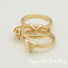 3D Rings #appareljewelry