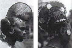 Caramel's Blog: Ancient African Hairstyle Edition