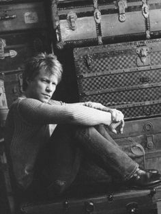 Jon Bon Jovi - only gets better w/age!