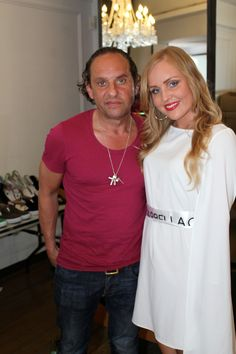 Custo Dalmau from Custo Barcelona / Lifestyle Blogger Tene Sommer in Marbella, Spain www.tenesommer.com
