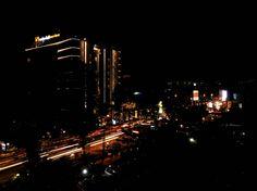 Yogjakarta,Indonesia,Light,City,Street