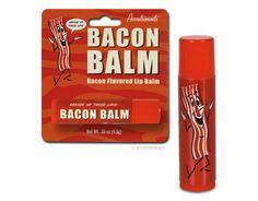 List of 21 of the weirdest food-flavored lip balms.