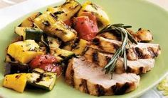 Healthy Grilled Chicken Recipes - Easy Healthy Recipes for Grilled Chicken - Woman's Day Healthy Grilling, Quick Healthy Meals, Grilling Recipes, Healthy Dinner Recipes, Healthy Eating, Delicious Meals, Clean Eating, Healthy Foods, Healthy Grilled Chicken Recipes