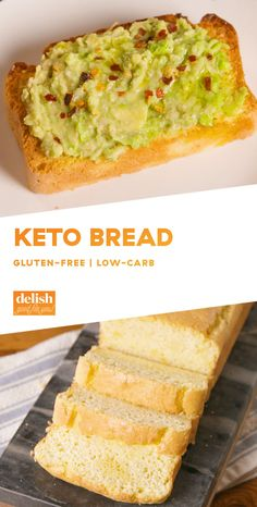This Is The Only Keto Bread Recipe You'll Ever NeedDelish