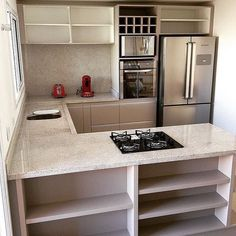 New kitchen furniture mdf woods 36 ideas Kitchen Room Design, Kitchen Sets, Home Decor Kitchen, Kitchen Furniture, Kitchen Interior, New Kitchen, Home Kitchens, Furniture Stores, Diy Kitchen Storage