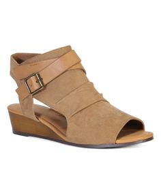 Take a look at this Tan Talented Sandal today!