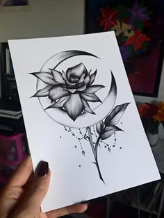 Asian Tattoo Designs, Moon Tattoo Designs, Asian Tattoos, Dope Tattoos, Forearm Tattoos, New Tattoos, Small Tattoos, Awesome Tattoos, Asian Tattoo Girl