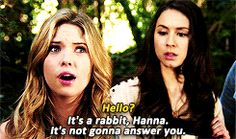 Hanna and Spencer-PLL