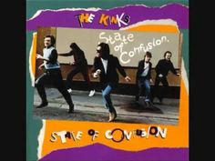 The Kinks State Of Confusion Japanese Cd Album State Of Confusion The Kinks arista 166852 Juno Records, Used Vinyl Records, Vintage Vinyl Records, Perfect Music, Music Love, Rock Music, New Music, 80s Hits, Songs