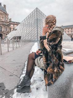 Der schönste Spaziergang durch Paris - vom Eiffelturm bis zum Louvre | The most beautiful Walk through Paris - from the Eiffel Tower to Louvre: http://franziskanazarenus.com/2018/03/01/walk-through-paris-der-schoenste-spaziergang-durch-paris/ Fashionblogger, paris, Winter, spring, blonde hair, travelguide, Inspiration