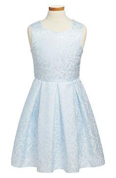 Dorissa Sleeveless Jacquard Dress (Big Girls) available at #Nordstrom