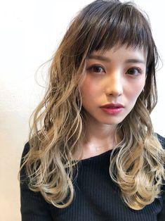 Kawaii Hairstyles, Hairstyles With Bangs, Cool Hairstyles, Hair Inspo, New Hair, Short Hair Styles, Hair Cuts, Hair Color, Hair Beauty