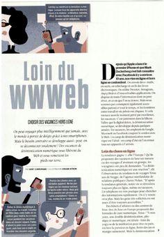 Tessa aan de Stegge in A.S Magazine - France