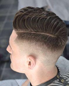 Haircut by baldysbarbers http://ift.tt/1VXKofI #menshair #menshairstyles…