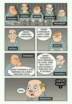 Humor negro :v