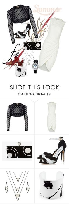 """Summer to fall"" by craftyduoramz ❤ liked on Polyvore featuring Alexander Wang, Halston Heritage, Dune, BERRICLE and Bling Jewelry"