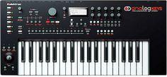 Unveiled: Elektron Analog Keys Synthesizer at NAMM 2014