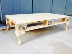 Coffee table | 1001 Pallets