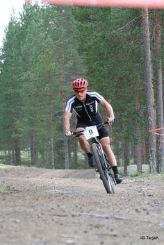 Rokua MTB team. Rokua MTB 20.8.2016, Rokua Health & Spa Hotel, Suomi. Kuva: Tarja Kivirinta. mountain biking in finland