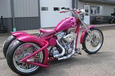 Trike Motorcycles | Trike from Custom Services Motorcycles @ AMD Invitational Custom Bike ...