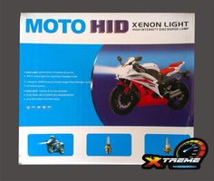HID XENON Headlight Conversion Kit 8000 ALL BIKE SUITABLE (H2 & H4 TYPE)