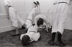 The Definitive, Final, Never-To-Be-Revised History Of Planking.