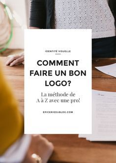 Logo: qu'est-ce qui fait un bon logo? On vous explique tout. Web Business, Craft Business, Business Infographics, Successful Business, Web Design, Logo Design, Typographie Logo, Typo Logo, Branding