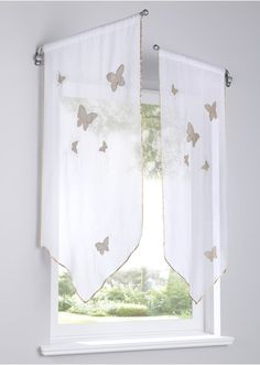 Cute Curtains, Multipurpose Furniture, Curtain Designs, Roman Blinds, Tooth Fairy, Window Treatments, Decoration, Windows, Storage