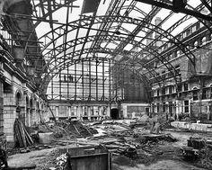 Disused Stations: Birmingham Snow Hill Station Birmingham City Centre, Disused Stations, Old Train Station, Birmingham England, Great Western, Hill Station, Old Photos, Rail Train, Snow