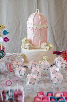 Festa de aniversário criança tema passarinhos | Mamãe Plugada