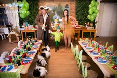 Neverland Birthday Party Ideas | Photo 1 of 61 | Catch My Party