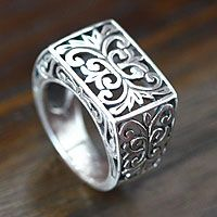 "$55.99 ""Emperor Ring"" from @NOVICA, They help #artisans succeed worldwide."