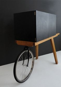 Low Lands Secretaire by IsabelQuiroga.com