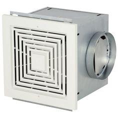 Hunter 81030 Halcyon 90cfm Ceiling Exhaust Bath Fan Products Pinterest Products