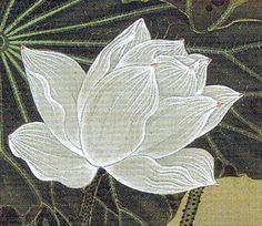 Lotus Pond and Fish