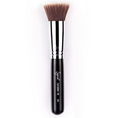 One of my favorite brushes... Creates a flawless face! Pick it up here: http://www.sigmabeauty.com/Sigma_Flat_Top_Synthetic_Kabuki_F_80_p/f80.htm?Click=398586