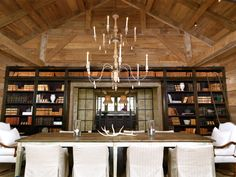 The Enchanted Home: Rustic, rambling and refined country chic