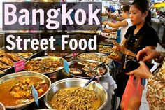 5 places to eat Thai street food in Bangkok, Thailand: http://www.ytravelblog.com/thai-street-food/