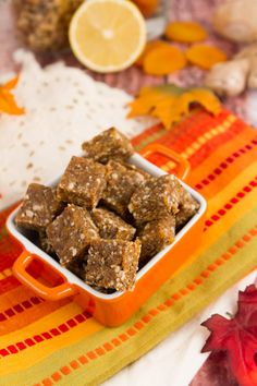really healthy ginger snacks. use almonds or pumpkin instead of sunflower seeds...or go for sf seeds (sometimes dont like the taste)...