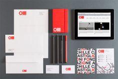 Fondazione Achille Castiglioni by Andrea Gallo, via Behance