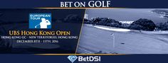 The UBS Hong Kong Open has been moved from its spot as the last event of the European Tour regular season to the third event of the new season. Golf Events, Golf Betting, European Tour, Ubs, Hong Kong